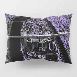 Gotham City Pillow Sham