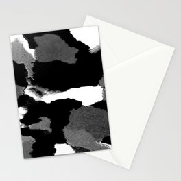 Black Is Back Stationery Cards