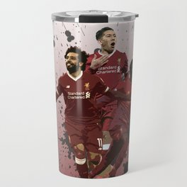 Liverpool trio attack Travel Mug