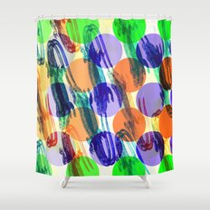BEWARE THE FALSE POSITIVE Shower Curtain