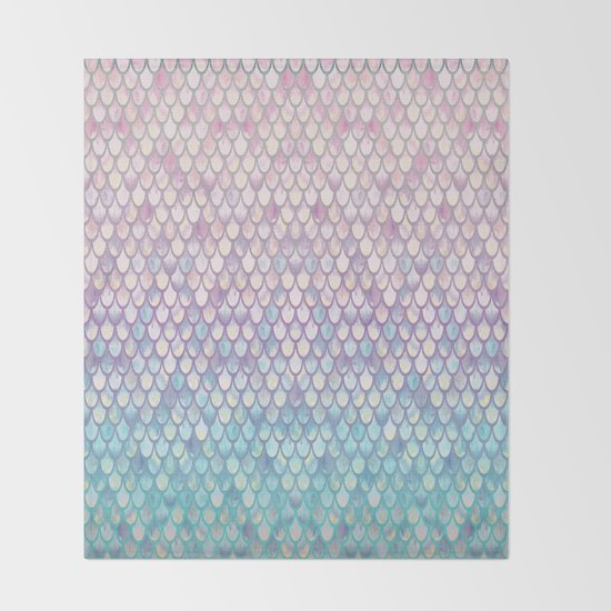 Spring Mermaid Scales by artlovepassion