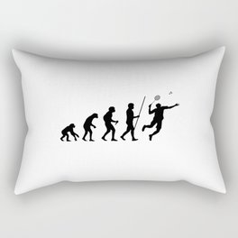 Badminton Evolution Rectangular Pillow