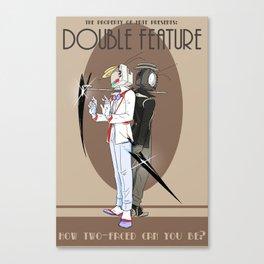 TPoH: Double Feature Canvas Print