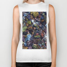 River Rock - The Country Life Biker Tank