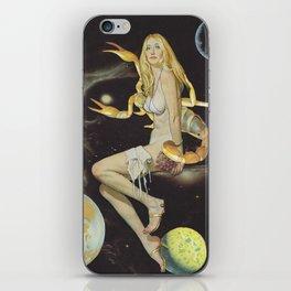 Scorpio Moon iPhone Skin
