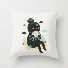 We are inseparable! Throw Pillow