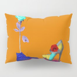 Proposal to May in May - Shoes stories Pillow Sham