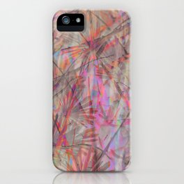 Leaf Me Be #9 iPhone Case