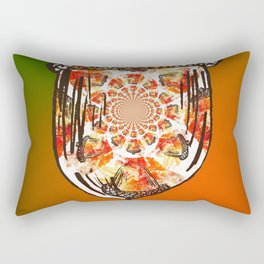 Going Nuts for Fall Rectangular Pillow