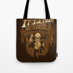 It's a trap!! Tote Bag