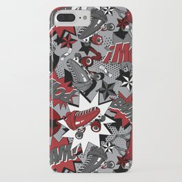 Roller Derby Slam iPhone Case