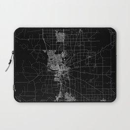 Stockton map California Laptop Sleeve