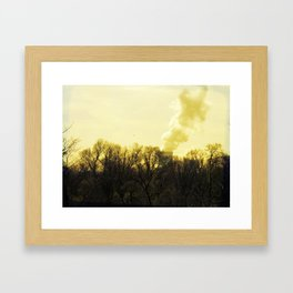 grand gulf Framed Art Print