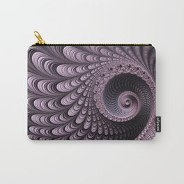 Curves and Folds Carry-All Pouch