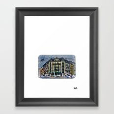 Geneva -  Switzerland Framed Art Print