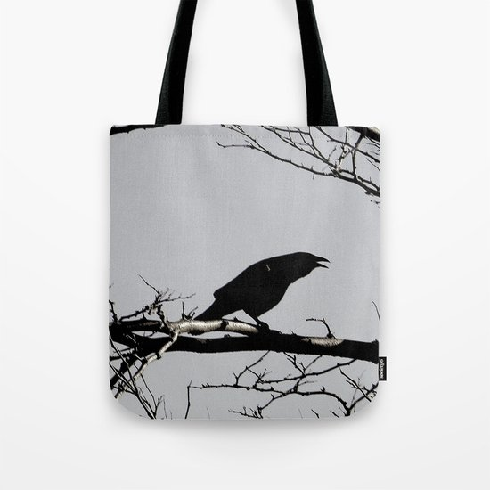 """""""and all i loved, i loved alone"""" Tote Bag"""