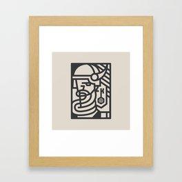Keymaster Games Framed Art Print