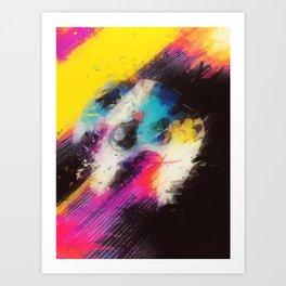 Power Up! Art Print