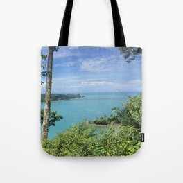 Ocean Views in Manuel Antonio Tote Bag