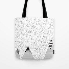 Mountain HD Tote Bag