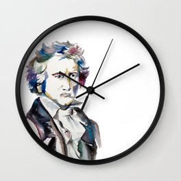Beethoven Wall Clock