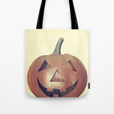 Smile Head  Tote Bag