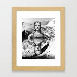Unsound Mind #1 Framed Art Print