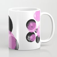 popart Mugs featuring Popart No.3 by soupdesign