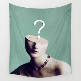 Doubt Wall Tapestry