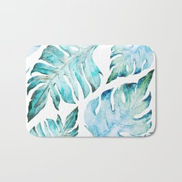love tropical Bath Mat