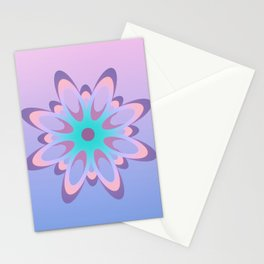 Beautiful Flower Pinky Stationery Cards