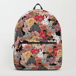 Because Bunnies Backpack