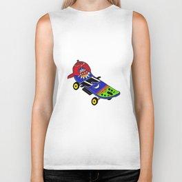 Sonny The Skateboard Biker Tank