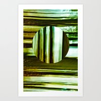the strokes Art Prints featuring Strokes by CCL Works