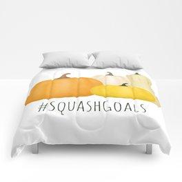 #SquashGoals Comforters