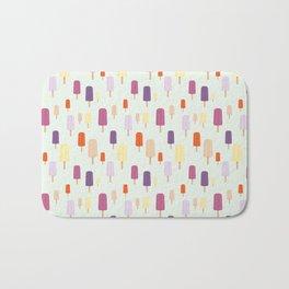 Fruity popsicle pattern 2 Bath Mat