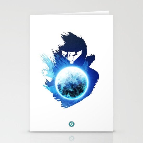 Metroid Prime 3: Corruption Stationery Cards