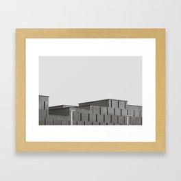 Struction Framed Art Print