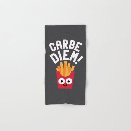 SuperSeize the Day Hand & Bath Towel