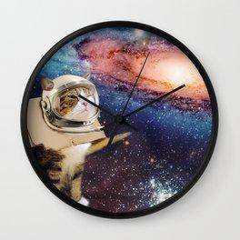 Multidimensional Universal Traverler Wall Clock