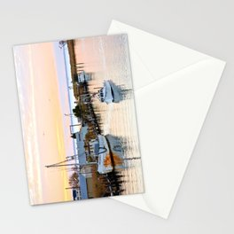 Knapps Narrows, Tilghman, MD Stationery Cards