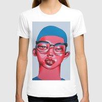 austin T-shirts featuring AUSTIN by Zelda Bomba