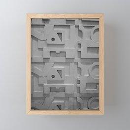 2774 S Ocean Framed Mini Art Print