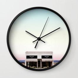 Marfa Texas Wall Clock