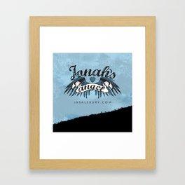 Jonah's Angel Framed Art Print
