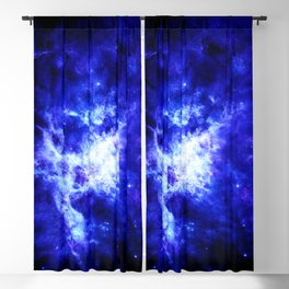 Galaxy #4 Blackout Curtain