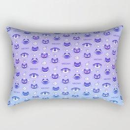 Rainbow Cats 3 Rectangular Pillow