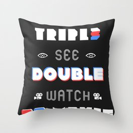 Benefit Of Beer Drinking Throw Pillow