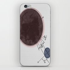 Orbits iPhone & iPod Skin