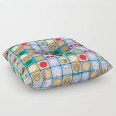 Kawaii Seasons Floor Pillow